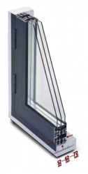 Fenêtre VISION OUVRANT VISIBLE